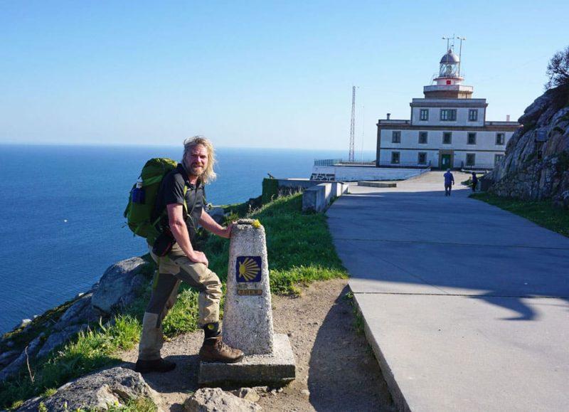 Extremwanderer Thorsten Hoyer versucht den Weltrekord im Langstreckenwandern