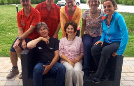 Das WRIGHTSOCK Blogger-Team