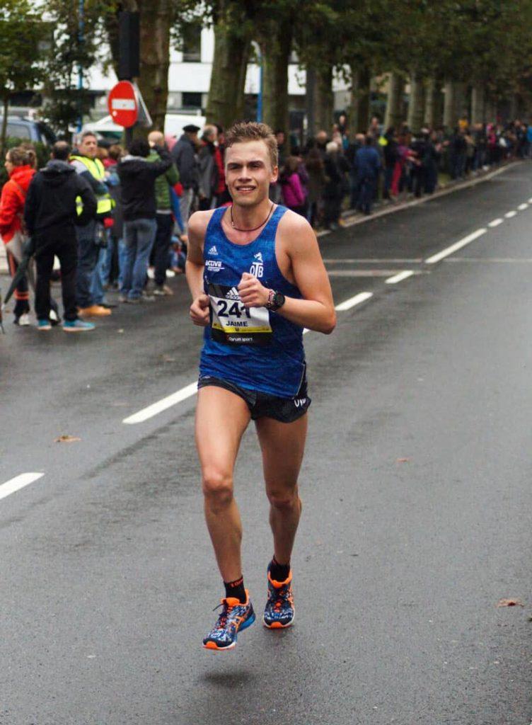 Läufer René Menzel