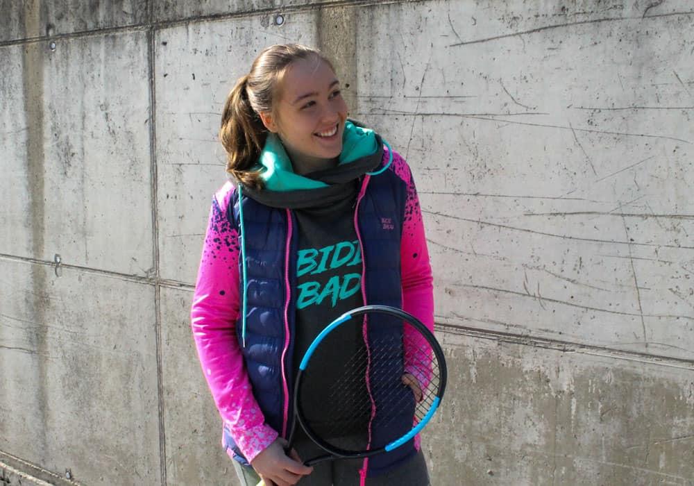 Tennisspielerin Magdalena Kerres