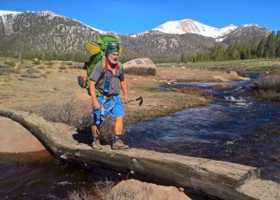 Trekking vor grandioser Kulisse