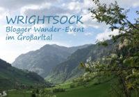 Vorschau auf WRIGHTSOCK Blogger Wander-Event