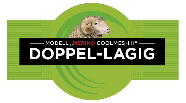 Verpackung Merino Coolmesh II