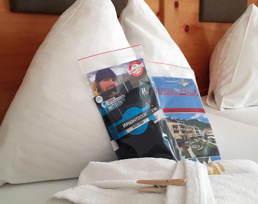 Bild eines Buchungsgeschenks des Hotels Alte Post