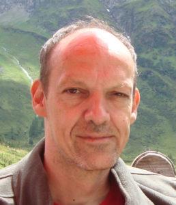 Porträtfoto von Wanderblogger Jürgen Weiß
