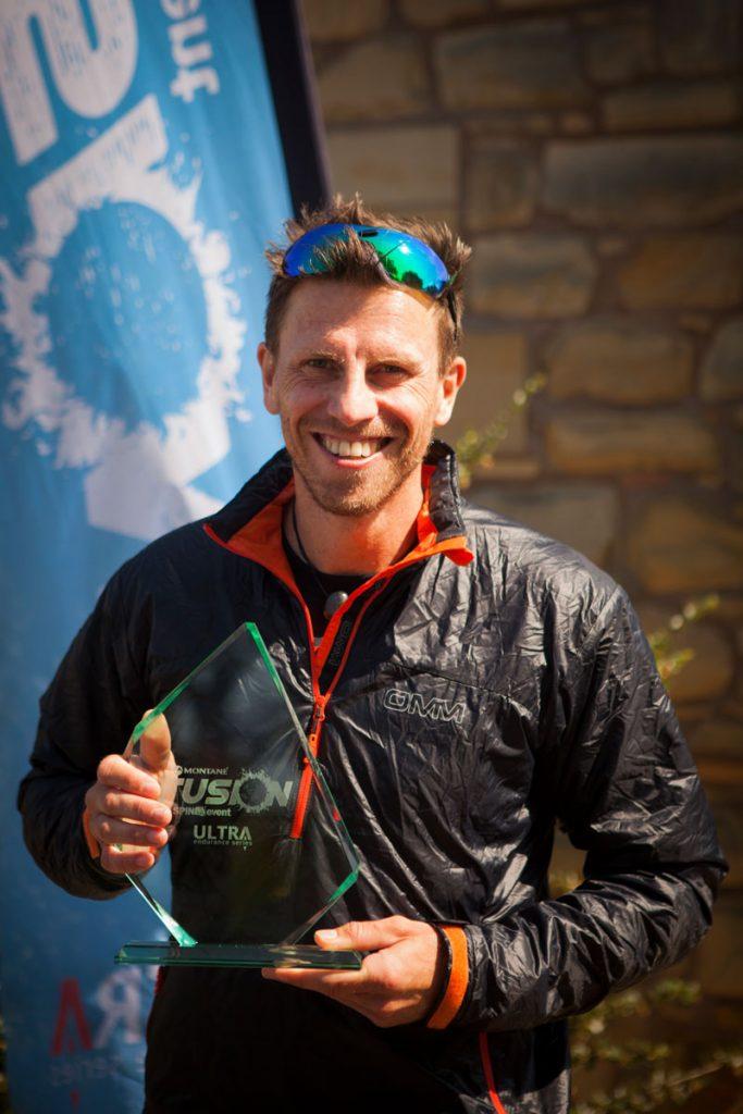 Strahlender Finisher: Jens Wackerhagen