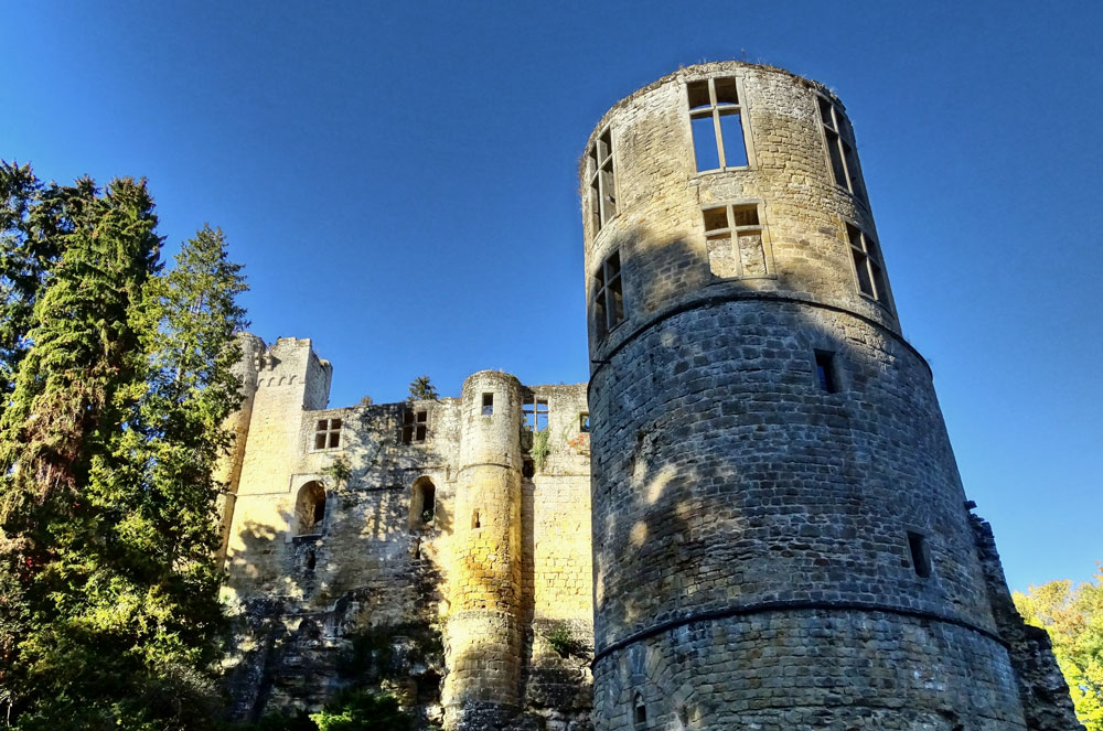 Mullerthal Burg Beaufort