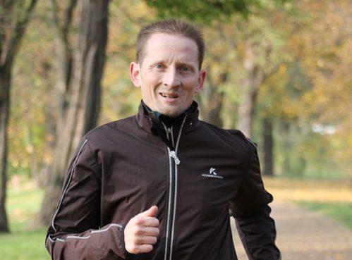 Laufcoach Stefan Wohllebe