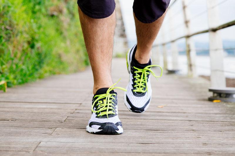 Mit gesunden Füßen macht laufen mehr Spaß